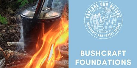 Bushcraft Foundations tickets