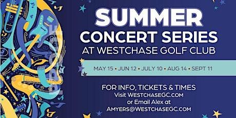 Summer Concert Series at Westchase Golf Club tickets