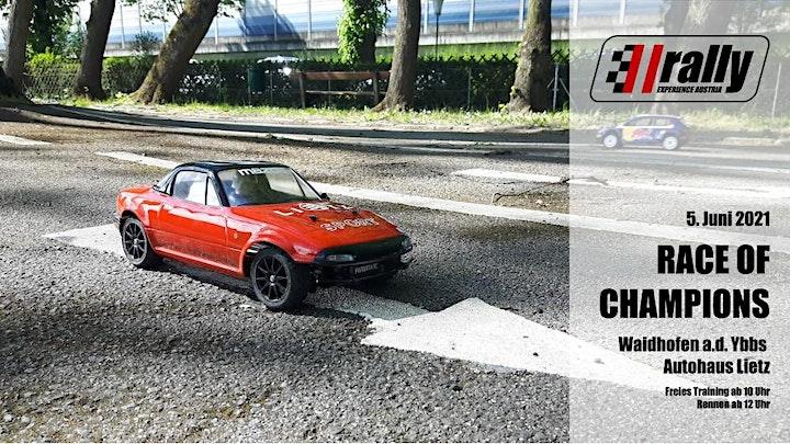 RXA / Race of Champions in Waidhofen / Ybbs - Start der Rally Saison: Bild