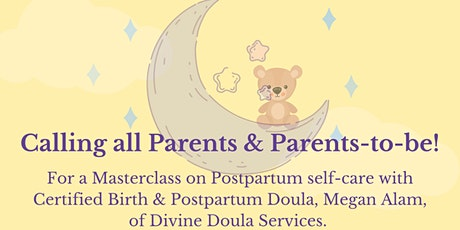Kiehl's x Megan Alam: Masterclass on Postpartum Self-Care tickets