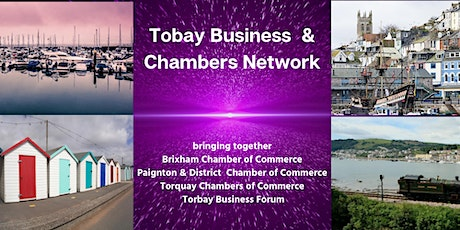 """Torbay Business & Chambers Network - TBCN """"Torbay Working Together"""" tickets"""