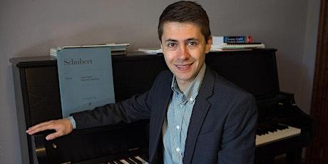 """300 Years in Music"" Samuel Partyka, Music Director CCCG. Piano Recital tickets"