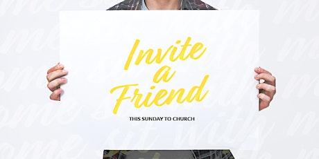 NLA Dulwich Church Service 16th May 2021 tickets