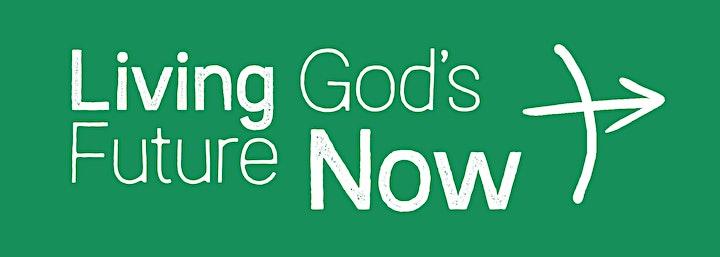 Living God's Future Now conversation - Lucy Winkett image