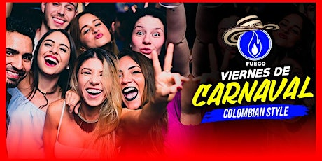 Viernes de Rumba Colombiana  - Free Guest List tickets