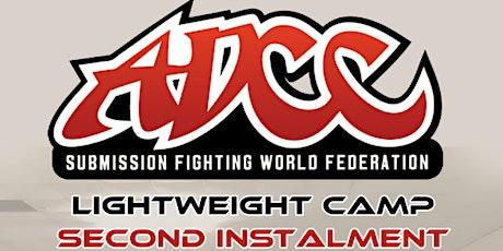 ADCC Lightweight Training Camp 2021 tickets