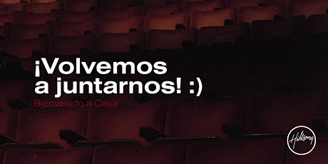 Hillsong Madrid  Sala 3 (10 HRS) - 16/05/2021 entradas