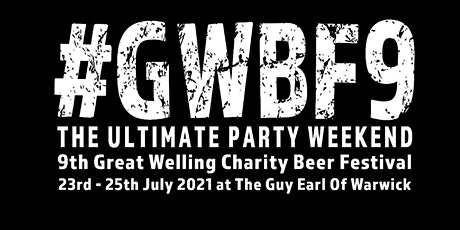 Great Welling Beer Festival   #GWBF tickets