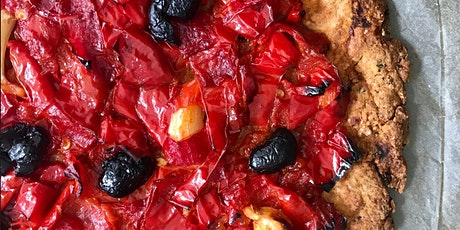 Platewell Vegan Cooking Class l Sundried Tomato and Red Pepper Tart tickets