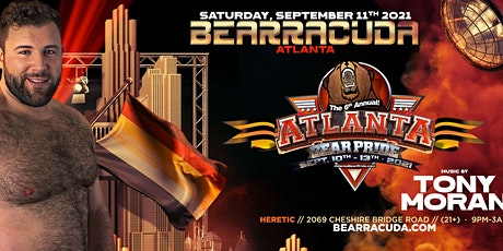 Bearracuda Atlanta Bear Pride 2021 - New Date! tickets