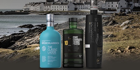 Bruichladdich Distillery Whisky & Gin Tasting with Women Who Whiskey Chicag tickets