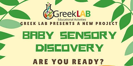Baby Sensory Discovery - for 0-6 months old babies tickets