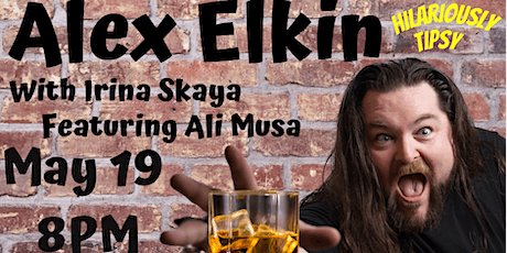 Alex Elkin Live @ Bumsteads tickets