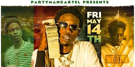 ALL STAR JR live @ The Cartel tickets