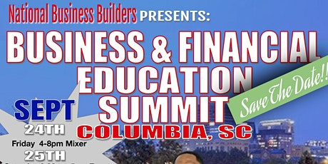 Business & Financial Education Summit tickets