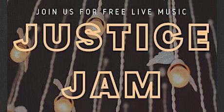 Justice Jam tickets