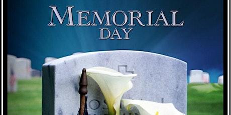 Moore County Memorial Day Ceremony tickets
