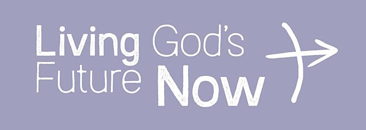 Living God's Future Now conversation - Anthony Reddie image