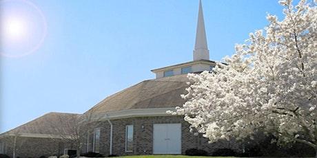 Church Worship Service tickets