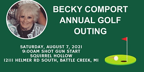 Becky Comport Memorial Golf Outing tickets