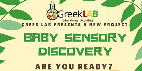 Baby Sensory Discovery - for 6-12 months old babies tickets