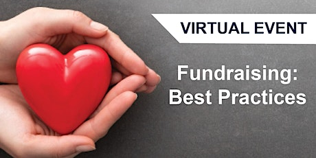 Fundraising: Best Practices tickets
