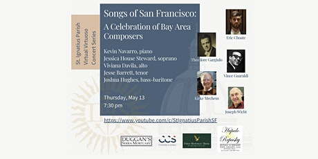 Songs of San Francisco:  A Celebration of Bay Area Composers tickets