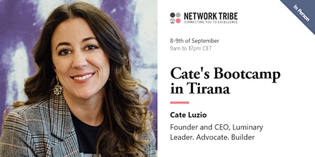 Cate's Bootcamp in Tirana tickets