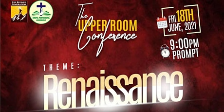 Upper  Room Conference 2021 tickets