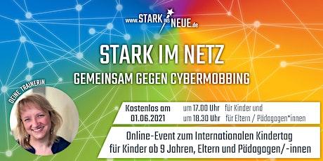Stark im Netz - Gemeinsam gegen Cybermobbing mit Claudia Höfer aus Koblenz Tickets
