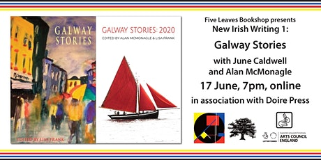 New Irish Writing 1: Galway Stories tickets
