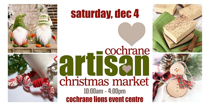 Cochrane Artisan Christmas Market image