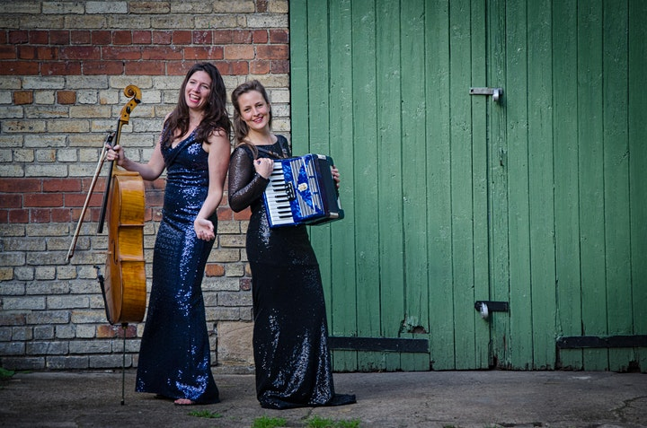 Candlelit Outdoor Gig with jazz siren Rebekah Bouche Saturday 7th August image