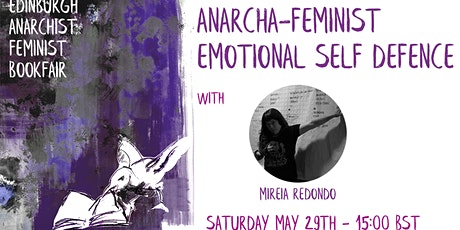 Anarcha-feminist Emotional Self Defence tickets