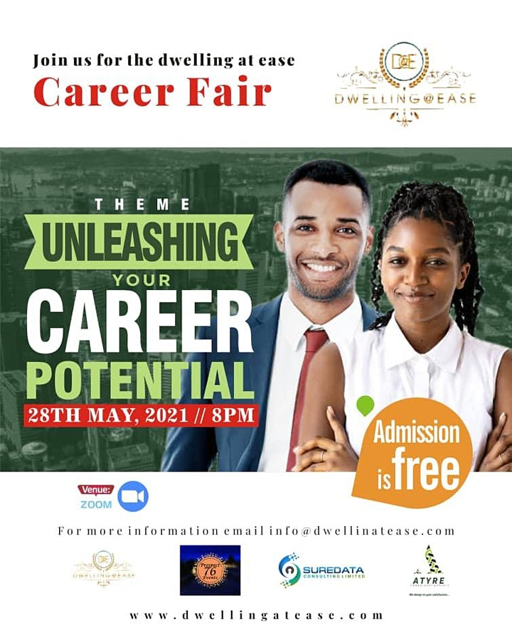 Copy of Career Coaching - Unleash Your Career Potentials image