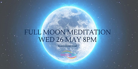 Full Moon Meditation tickets