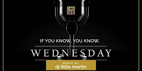 Wednesday Nights At Starck Room 5.12.21 tickets