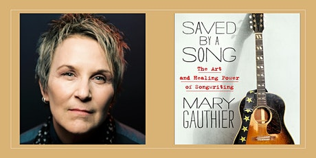 Saved by a Song with Mary Gauthier tickets