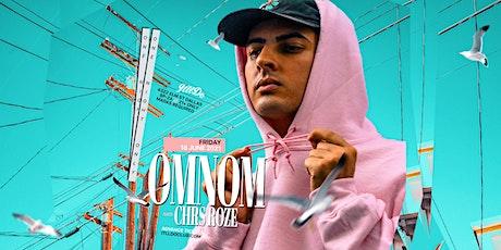 Omnom at It'll Do Club tickets