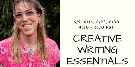 Creative Writing Essentials tickets