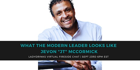 """""""WHAT DOES THE MODERN LEADER LOOK LIKE?"""" WITH THE CEO SCRIBE MEDIA tickets"""
