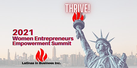 2021 Women Entrepreneur Empowerment Summit tickets