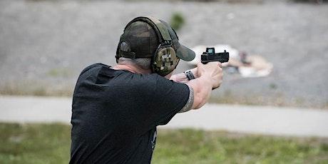 Defensive Pistol Skills for Women with Rachel Maloney tickets