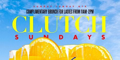 Brunch So Hard Sundays  At Clutch tickets