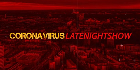 Coronavirus Late Night Show - AfterShow Pass tickets
