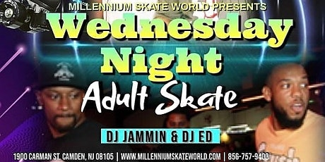 Wednesday Adult Night 9pm to 1am tickets