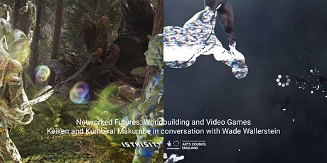Networked Futures: Worldbuilding and Video Games tickets