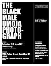 The Black Male Umoja Photograph tickets