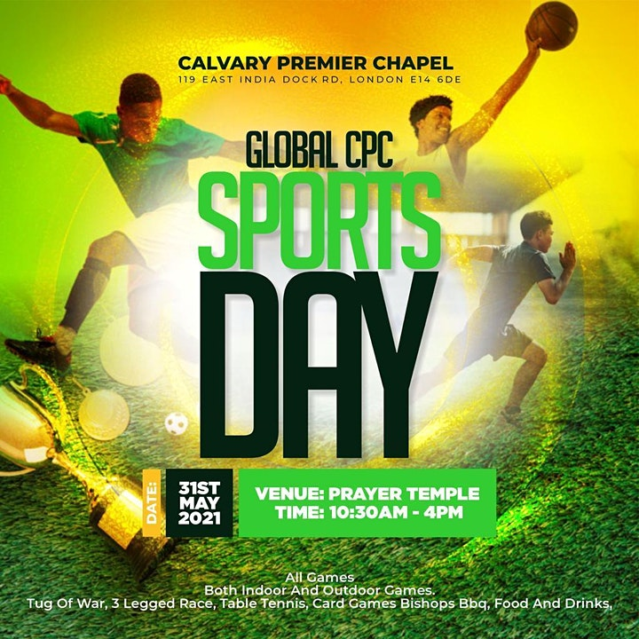 Global CPC Sports Day image