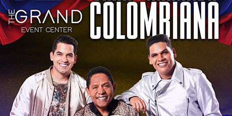 Binomio de Oro en The Grand Event Center | San Antonio, TX | 06.06.21 tickets